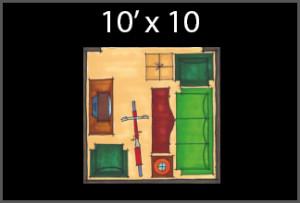 Caron Entrepôt 10x10