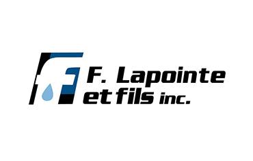 F. Lapointe et fils - Forage