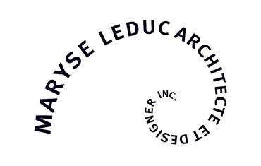 Maryse Leduc, architecte et designer