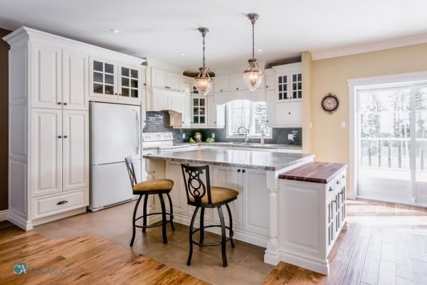Cuisiascot armoires de cuisine et salle de bain estriepro - Cuisine et salle de bain ...