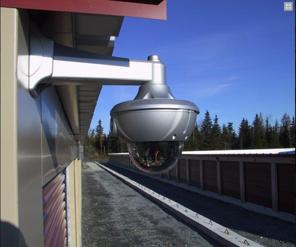 Caméra de surveillance Mini Entrepôts Logic