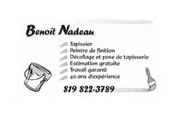 Benoit Nadeau Peintre