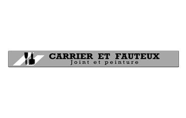Carrier et Fauteux joint et peinture