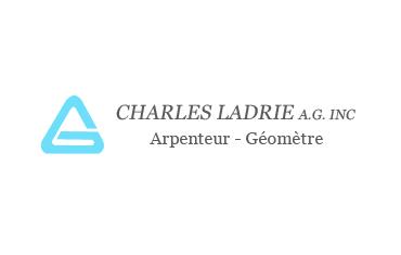 Charles Ladrie Arpenteur géomètre
